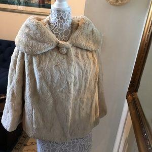 Jackets & Blazers - Authentic Sheared Fur Jacket